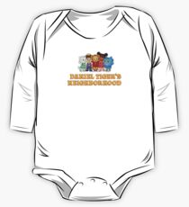 Daniel Tiger and Friends One Piece - Long Sleeve