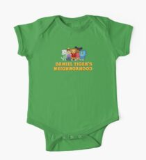 Daniel Tiger and Friends One Piece - Short Sleeve