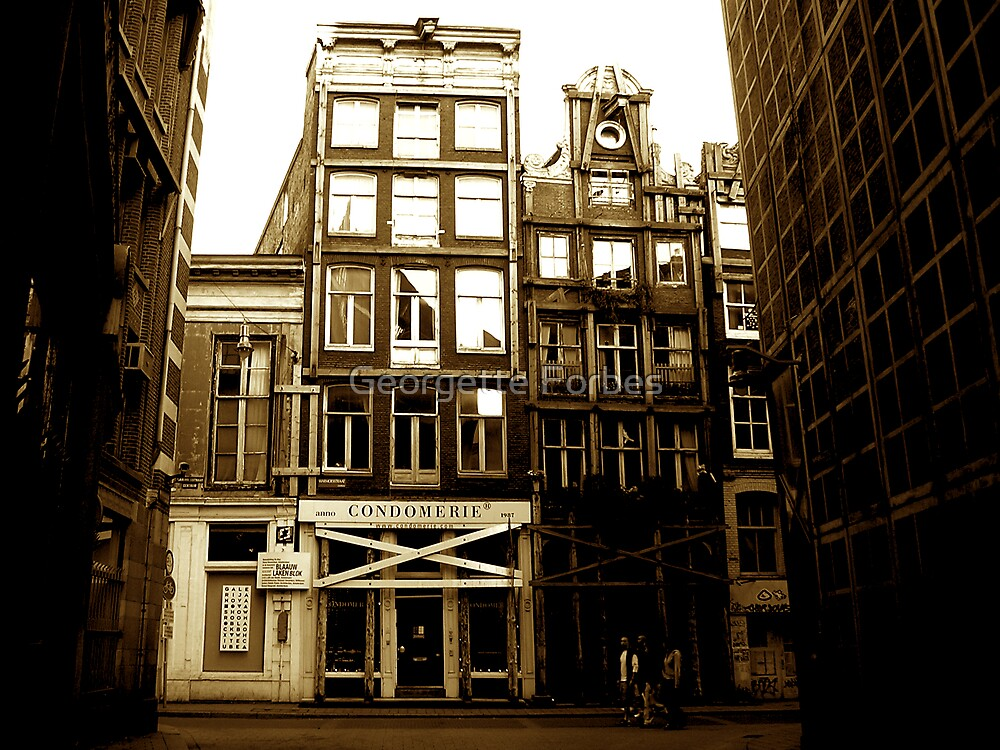 amsterdam by Georgette Forbes