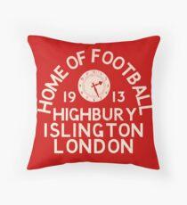 Highbury Throw Pillow