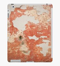 Cement wall texture iPad Case/Skin