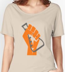 Stand with Science! Scientists March on Washington Women's Relaxed Fit T-Shirt