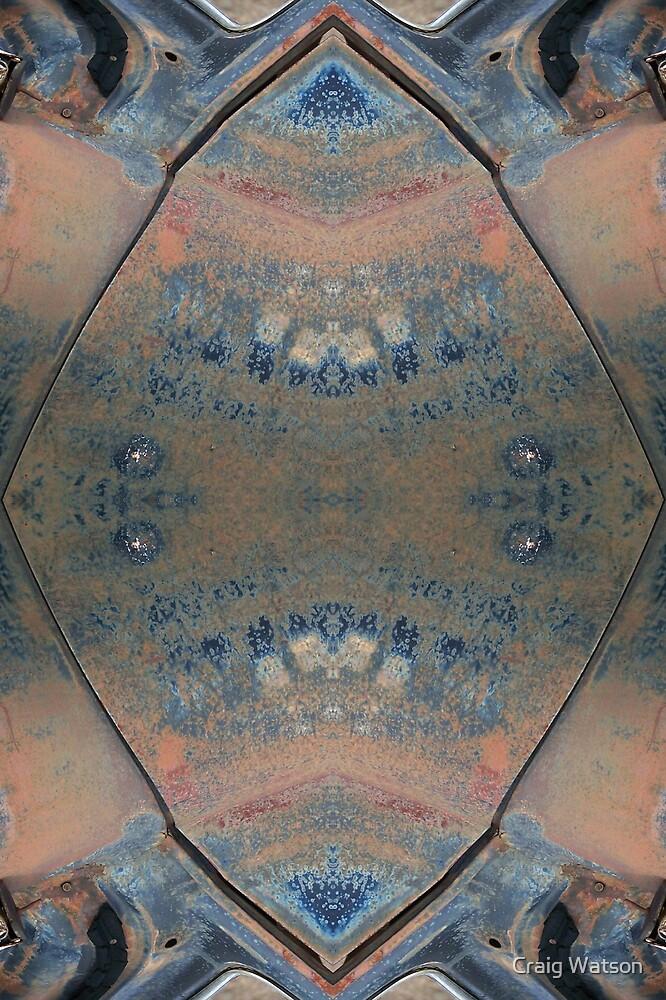 Seen Better Days Kaleidoscope #2 by Craig Watson