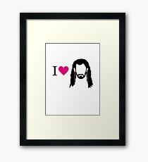 I love Thorin Framed Print