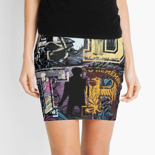 ADTR Albums Mini Skirt