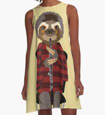 Everyday Sloths: Bertie A-Line Dress