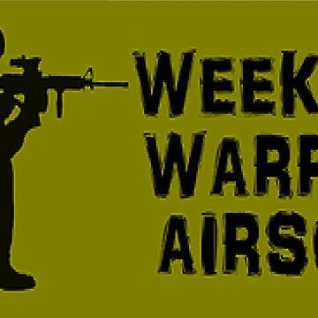 weekend warrior airsoft murch  by airsoftski123