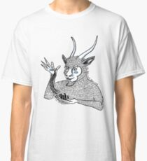 The Monster of Pope Lick Train Trestle Classic T-Shirt
