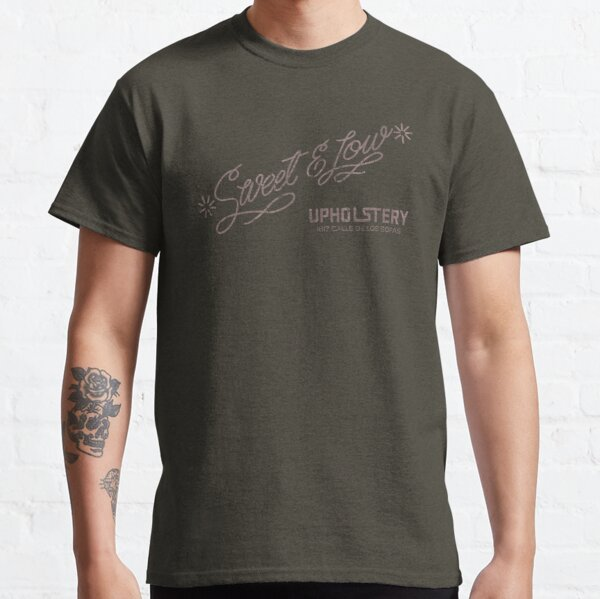 Sweet & Low Upholstry (Cheech & Chong) Classic T-Shirt
