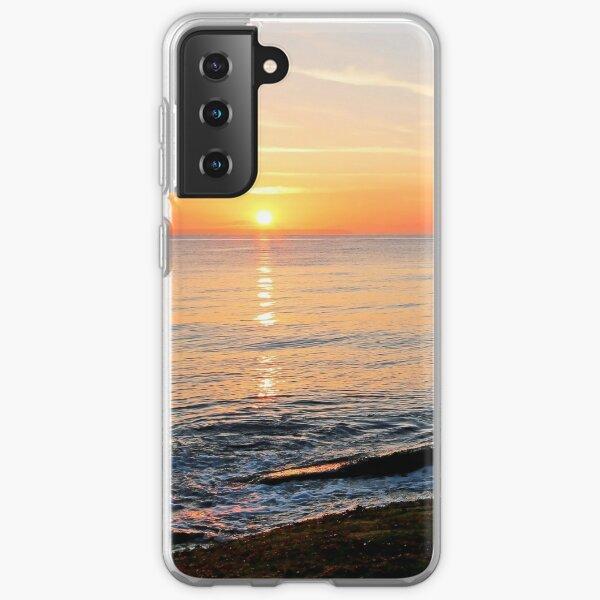 Softly the Sun Rises Samsung Galaxy Soft Case