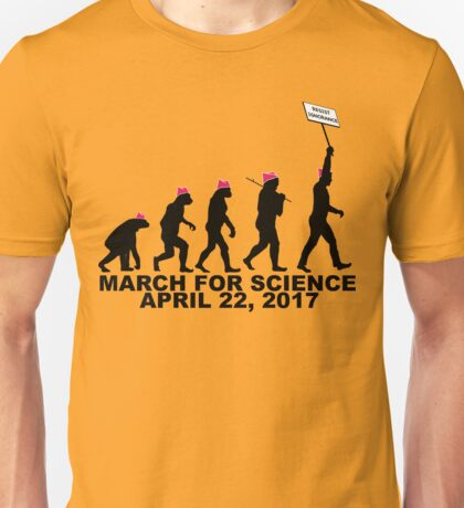 March For Science Unisex T-Shirt