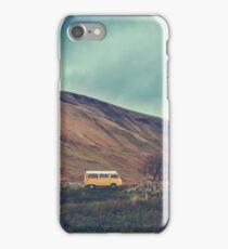 Vintage Volkswagen Camper Van iPhone Case/Skin