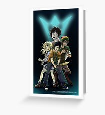 Percy Jackson: The Sea of Monsters Greeting Card