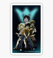 Percy Jackson: The Sea of Monsters Sticker