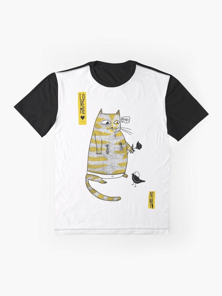 Alternate view of NoWay Graphic T-Shirt