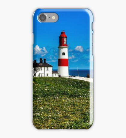 Souter Lighthouse iPhone Case/Skin