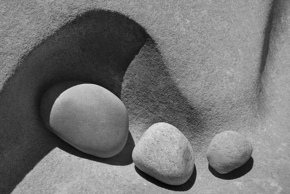 Three Stones by Thomas Kress
