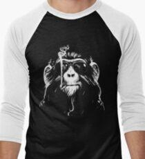 Smoking Monkey - Oldschool Men's Baseball ¾ T-Shirt