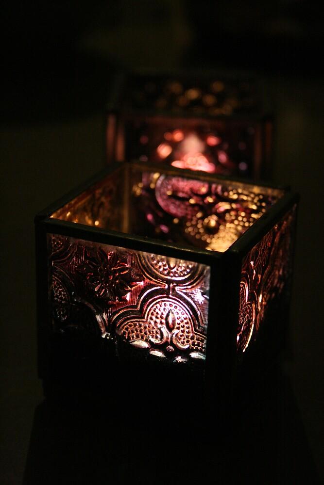 candles by Priscilla Brice-Weller
