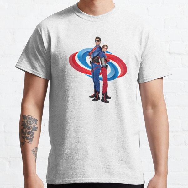 Henry Danger Camiseta clásica