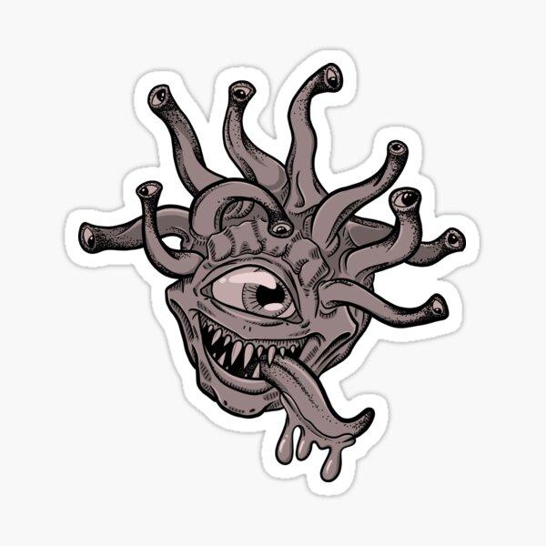 Eye of the... Sticker