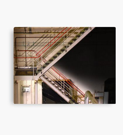 Inside Sector 7G 2 Canvas Print