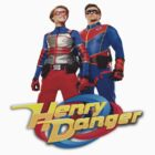 Henry Danger Heroes by Rich Taylor