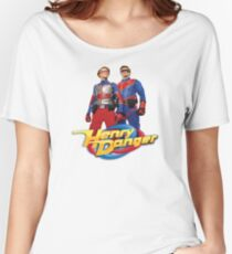 Henry Danger Heroes Women's Relaxed Fit T-Shirt