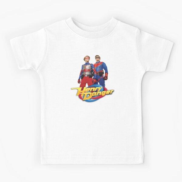Henry Danger Heroes Kids T-Shirt