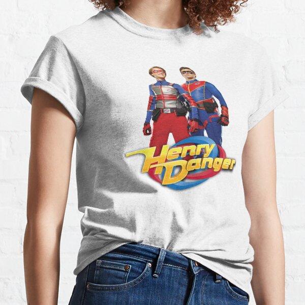 Henry Danger Heroes Camiseta clásica