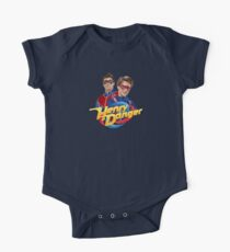 Henry Danger and Captain Man One Piece - Short Sleeve