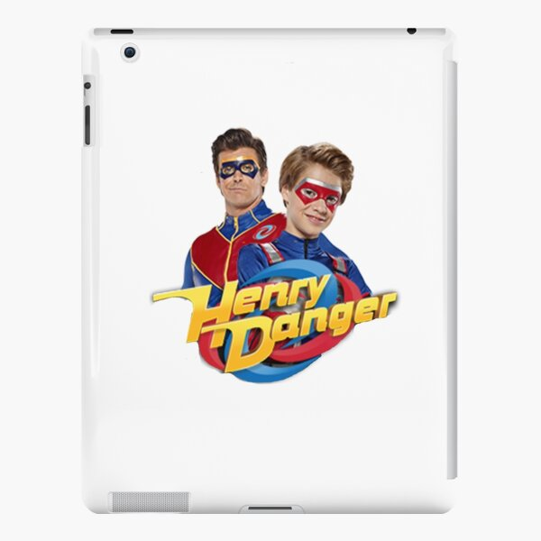 Henry Danger and Captain Man iPad Snap Case