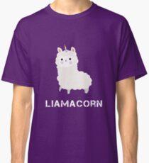 Llamacorn Funny Lllama Unicorn kawaii Graphic Tee Shirt Classic T-Shirt