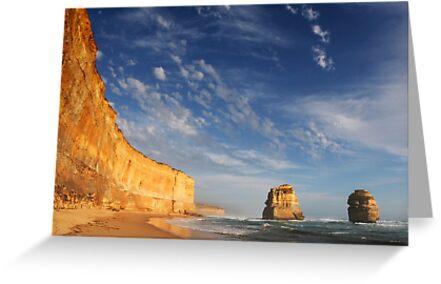 Gibsons Beach by Darren Stones