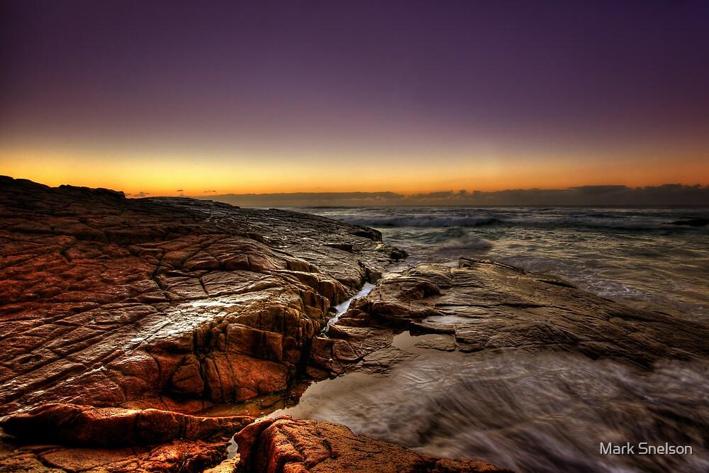 One Mile Beach Sunrise 1 by Mark Snelson