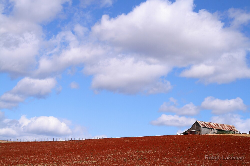 Red Earth by Robyn Lakeman