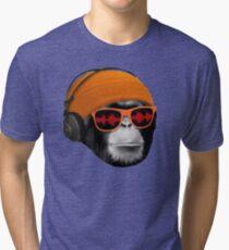 Hear No Evil Tri-blend T-Shirt