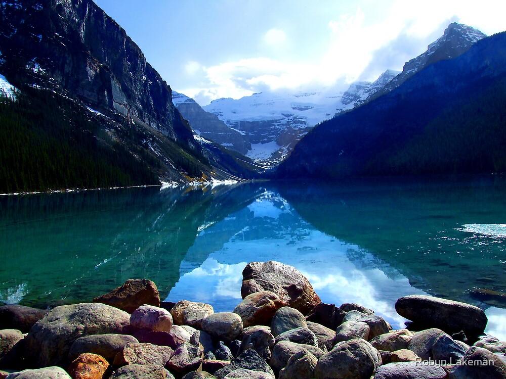 Lake Louise, Canada by Robyn Lakeman