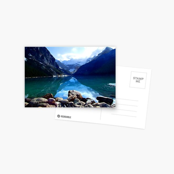 Lake Louise, Canada Postcard