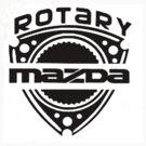 MAZDA ROTARY by Tony  Bazidlo