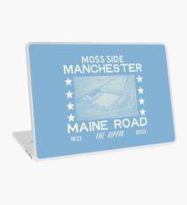 Maine Road Laptop Skin