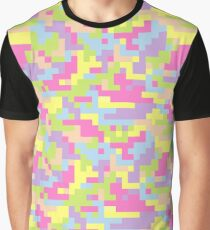 Pixel Barf Graphic T-Shirt