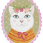 Sweetie the Cat by Emma Gray