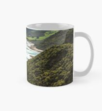 Coastline west of Lorne Mug