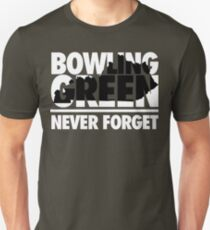 Bowling Green Massacre (White/Black) Unisex T-Shirt