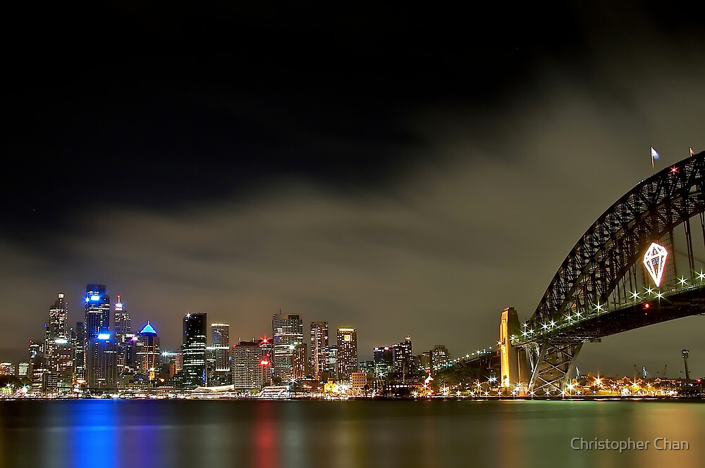 Sydney Harbour Bridge 2006 by Christopher Chan