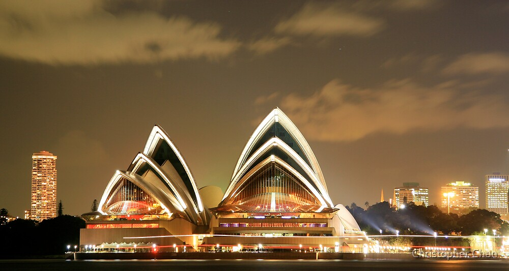Sydney Opera House by Christopher Chan