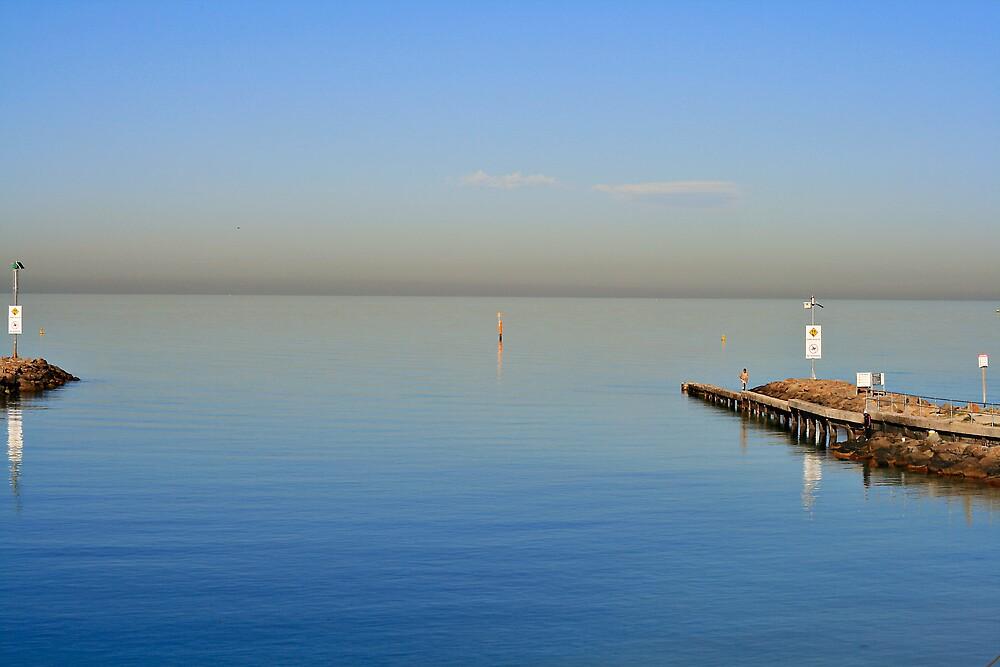 Tranquility by Sacha Fernandez