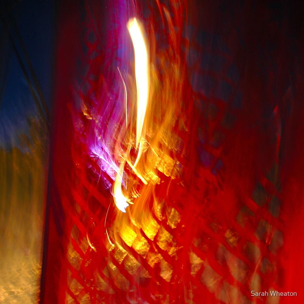 flame by Sarah Wheaton