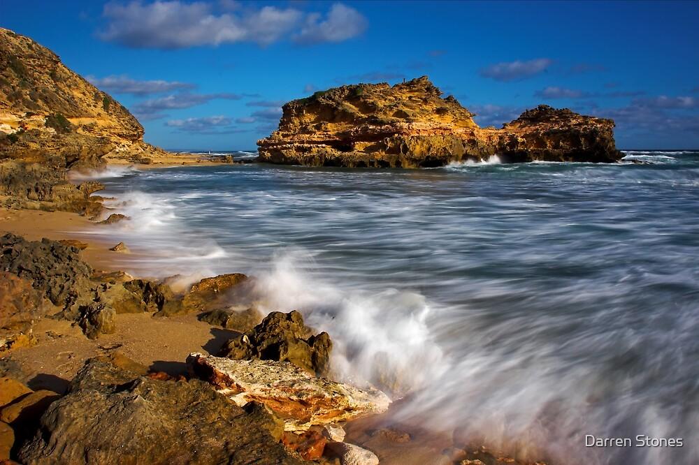 Portsea Back Beach by Darren Stones